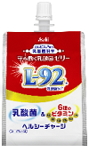 L92 乳酸菌「守る働く乳酸菌」ゼリー 口栓付パウチ180g