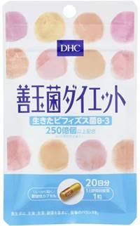 善玉菌ダイエット 20日分 20粒