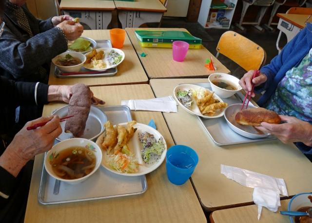 子供の昼ご飯
