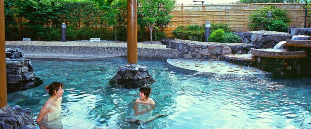 天然炭酸泉の魅力